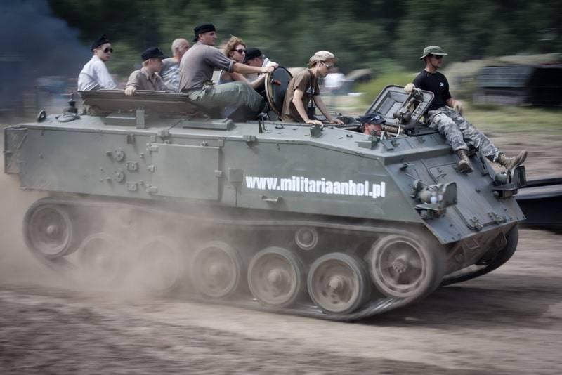 czołg militaria anhol